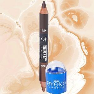 Eyeko Set -  Eye Stick DUSK/DAWN + Sharpener